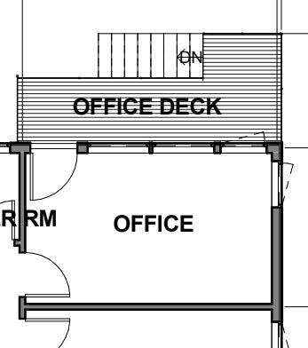 Missing Office Window
