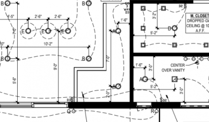 Outlet and Lighting Plans