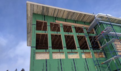 Stairs, Soffits, and Starting Mechanical Work